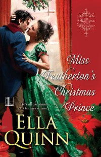 Cover Miss Featherton's Christmas Prince