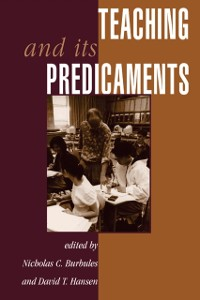 Cover Teaching And Its Predicaments
