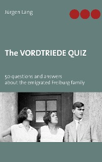 Cover The Vordtriede Quiz