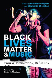 Cover Black Lives Matter and Music