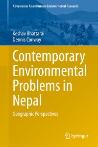 Cover Contemporary Environmental Problems in Nepal