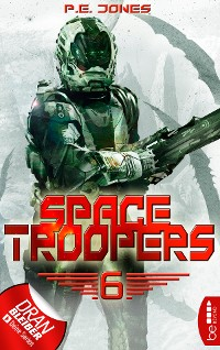 Cover Space Troopers - Folge 6