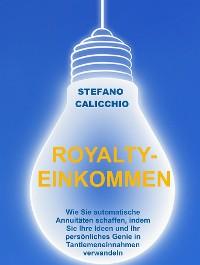 Cover Royalty-einkommen