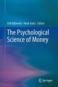 Cover The Psychological Science of Money