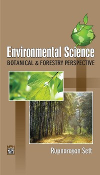 Cover Environmental Science: Botanical And Forestry Perspective