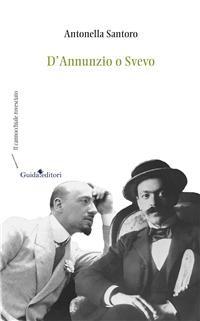 Cover D'Annunzio o Svevo