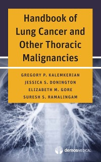 Cover Handbook of Lung Cancer and Other Thoracic Malignancies