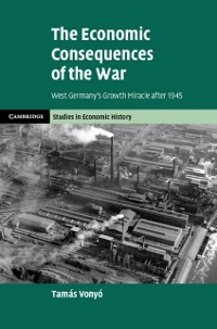 Cover Economic Consequences of the War