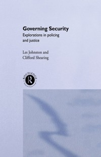 Cover Governing Security