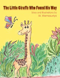 Cover The Little Giraffe Who Found His Way