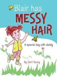 Cover Blair Has Messy Hair