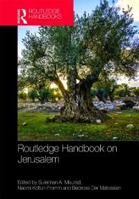 Cover Routledge Handbook on Jerusalem