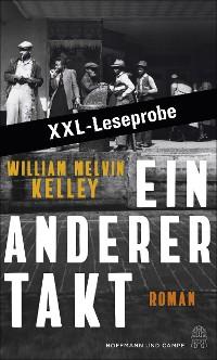 Cover XXL-LESEPROBE: Kelley - Ein anderer Takt