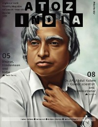 Cover A to Z India - Magazine: October 2021
