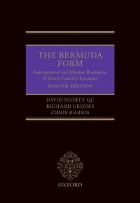 Cover Bermuda Form