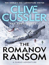 Cover The Romanov Ransom