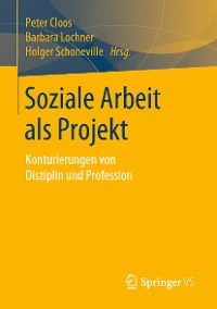 Cover Soziale Arbeit als Projekt