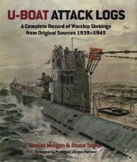 Cover U-Boat Attack Logs