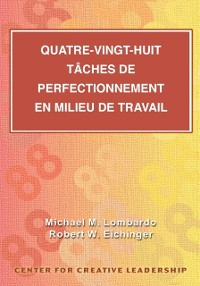 Cover Eighty-Eight Assignments for Development in Place (French Canadian)