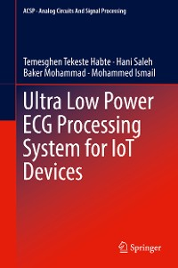 Cover Ultra Low Power ECG Processing System for IoT Devices