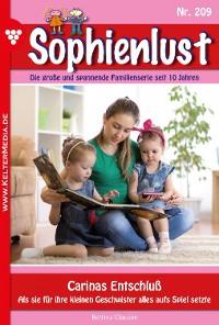 Cover Sophienlust 209 – Liebesroman