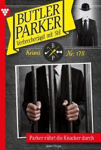 Cover Butler Parker 178 – Kriminalroman