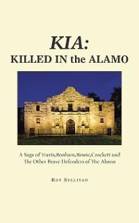 Cover Kia: Killed in the Alamo