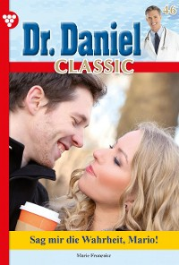 Cover Dr. Daniel Classic 46 – Arztroman