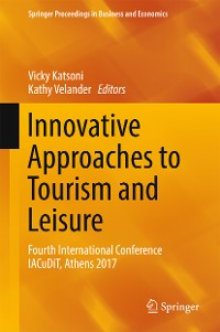 Cover Innovative Approaches to Tourism and Leisure