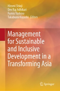 Cover Management for Sustainable and Inclusive Development in a Transforming Asia
