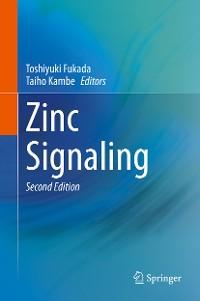 Cover Zinc Signaling