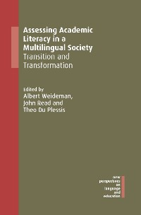 Cover Assessing Academic Literacy in a Multilingual Society