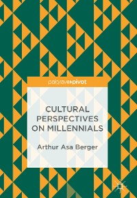 Cover Cultural Perspectives on Millennials