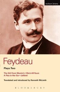 Cover Feydeau Plays: 2