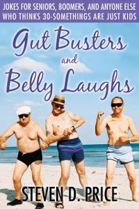 Cover Gut Busters and Belly Laughs