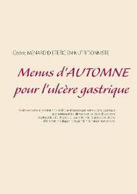 Cover Menus d'automne pour l'ulcère gastrique
