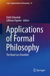 Cover Applications of Formal Philosophy