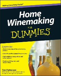 Cover Home Winemaking For Dummies