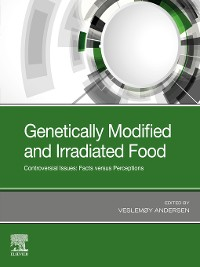Cover Genetically Modified and Irradiated Food