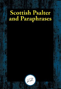 Cover Scottish Psalter and Paraphrases