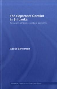 Cover Separatist Conflict in Sri Lanka