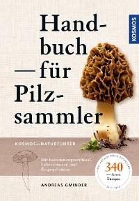 Cover Handbuch für Pilzsammler