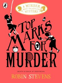 Cover Top Marks For Murder