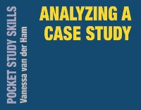 Cover Analyzing a Case Study