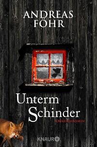 Cover Unterm Schinder