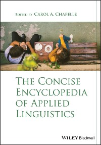 Cover The Concise Encyclopedia of Applied Linguistics