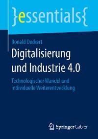 Cover Digitalisierung und Industrie 4.0