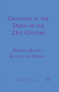 Cover Genocide at the Dawn of the Twenty-First Century