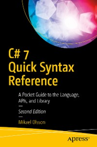 Cover C# 7 Quick Syntax Reference