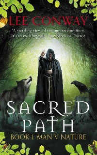 Cover Sacred Path: Book One